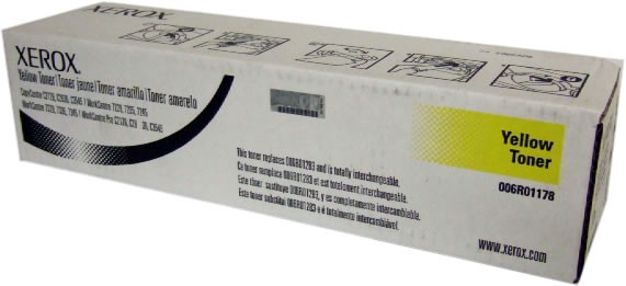 Original Xerox Toner 006R01178 yellow - reduziert