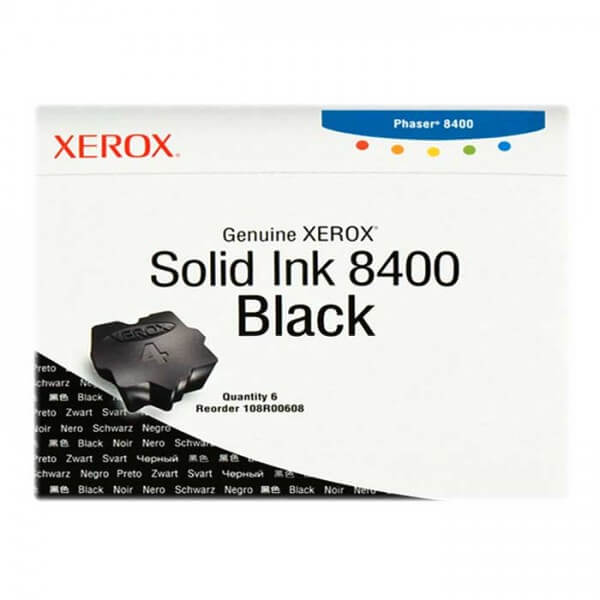 Xerox Solid Ink Sticks 108R00608 black