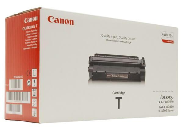 Canon Toner Cartridge T 7833A002 black