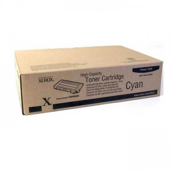 Original Xerox Toner 106R00680 cyan - reduziert