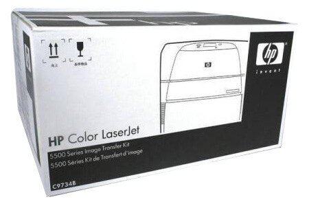 Original HP Color Laserjet Transfer Kit C9734B - Neu & OVP