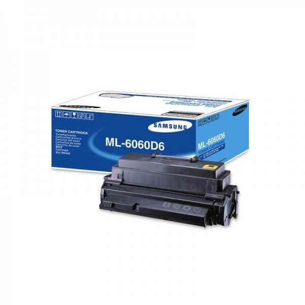 Original Samsung Toner ML-6060D6 black - reduziert