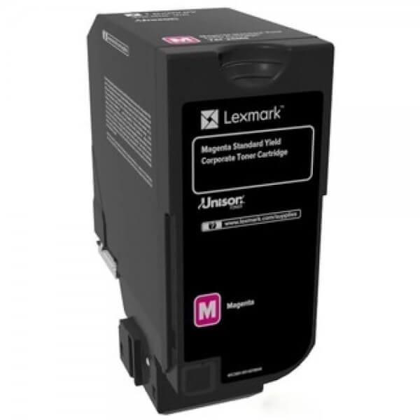 Lexmark Toner 74C2SME magenta