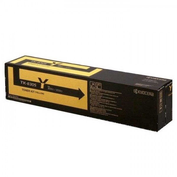 Original Kyocera Toner TK-8505Y yellow - Neu & OVP