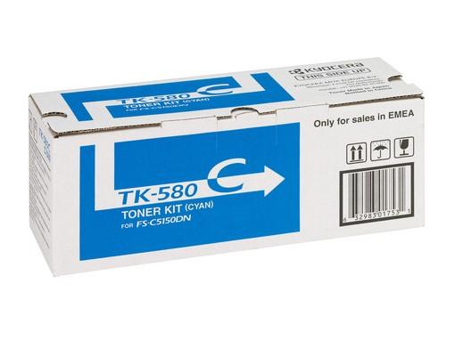 Kyocera Toner TK-580C cyan