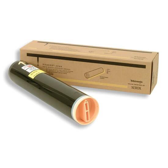 Xerox Phaser 7700 Toner - 016188100 Yellow