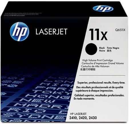 HP Laserjet Toner Q6511X black