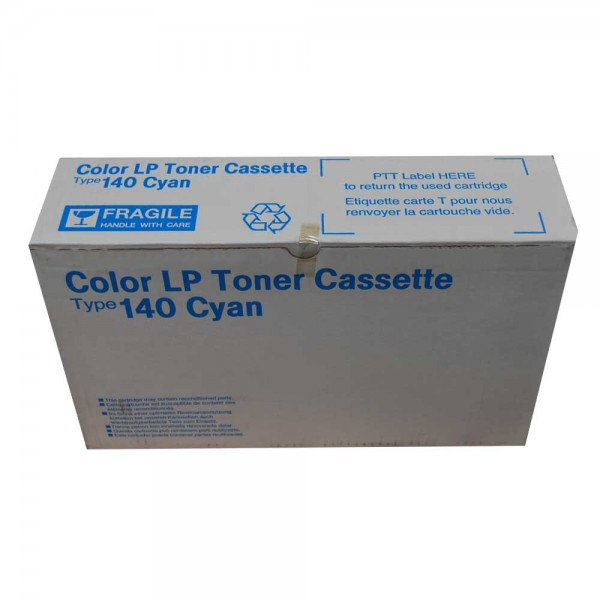 Original Ricoh Toner 402098 Type 140 cyan - Neu & OVP