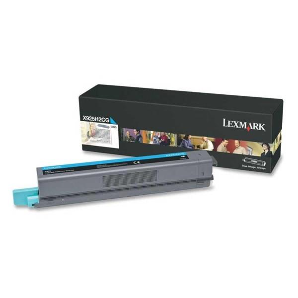 Lexmark Toner X925H2CG cyan