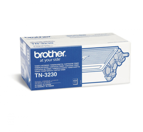 Original Brother Toner TN-3230 black - Neu & OVP