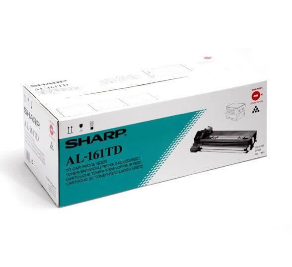 Original Sharp Toner AL-161TD black - Neu & OVP