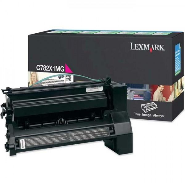 Lexmark Toner C782X1MG magenta