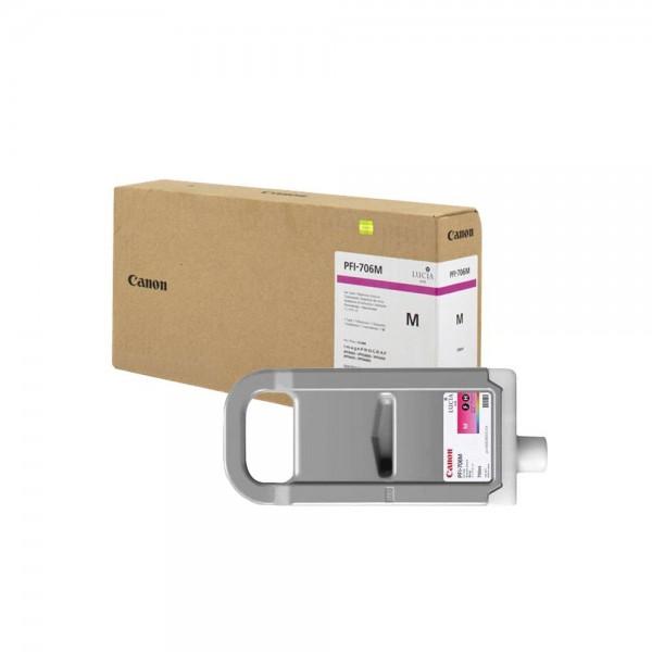 Canon Tinte PFI-706M magenta 6683B001