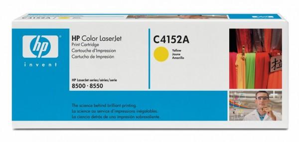 HP Color Laserjet Toner C4152A yellow