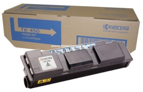 Original Kyocera Toner TK-450 black - Neu & OVP