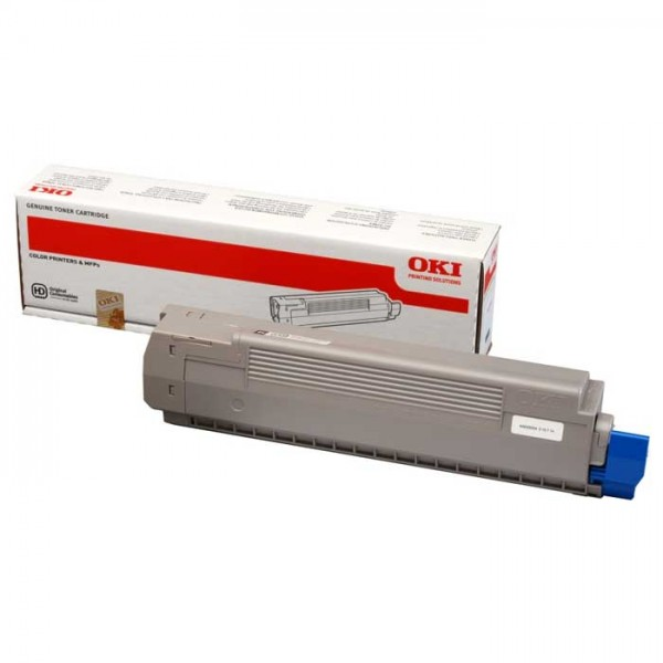 Original OKI Toner 4463004 black - Neu & OVP