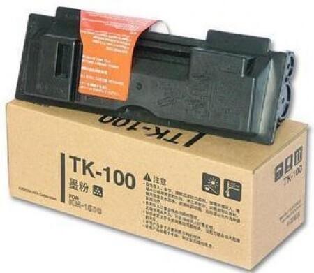 Kyocera Toner TK-100 black - reduziert