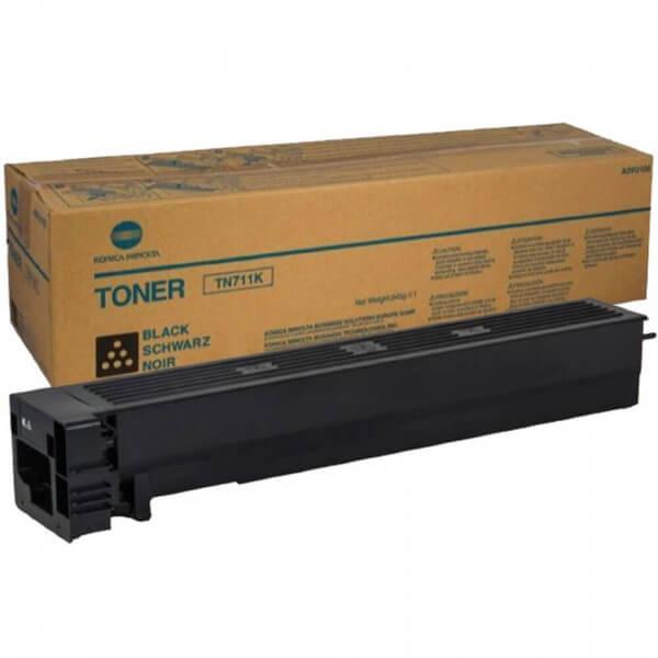 Konica Minolta Toner TN711K black
