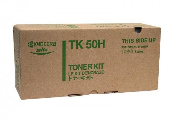 Kyocera Toner TK-50H black - reduziert