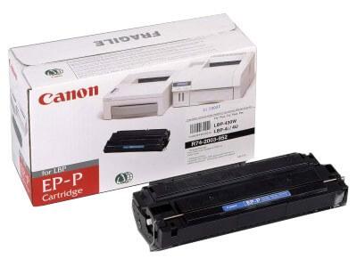 Original Canon Toner EP-P black - Neu & OVP