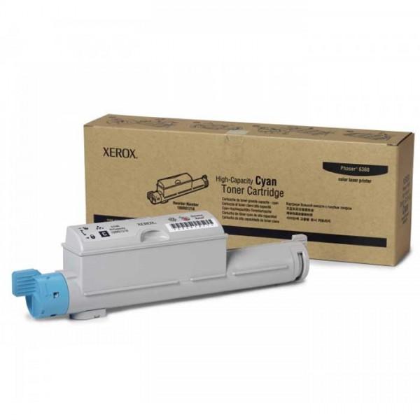 Xerox Toner 106R01218 cyan - reduziert
