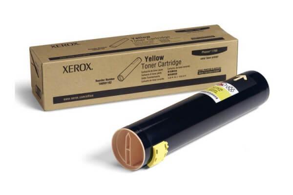 Xerox Toner 106R01162 yellow
