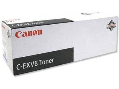 Original Canon Toner C-EXV8 Toner 7629A002 black - Neu & OVP