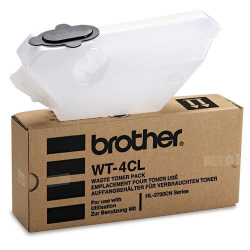 Brother Resttonerbehälter WT-4CL
