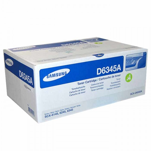 Samsung Toner SCX-D6345A black