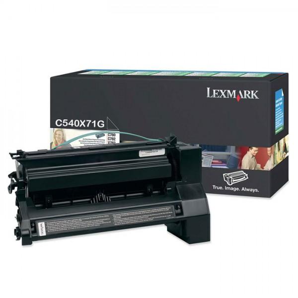 Lexmark Fotoleiter C540X71G black