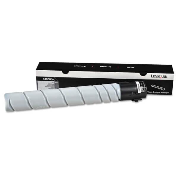 Lexmark Toner 54G0H00 black