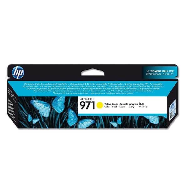 HP 971 Tinte CN624AE yellow