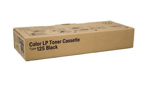 Original Ricoh Toner 400838 Type 125 black - reduziert