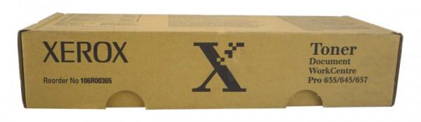 Original Xerox Toner 106R00365 black - Neu & OVP
