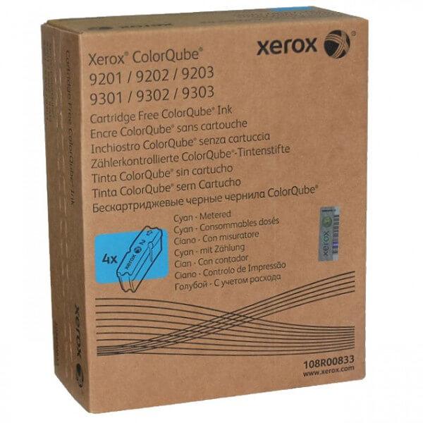 Orig. Xerox ColorQube Tintenstifte 108R00833 cyan