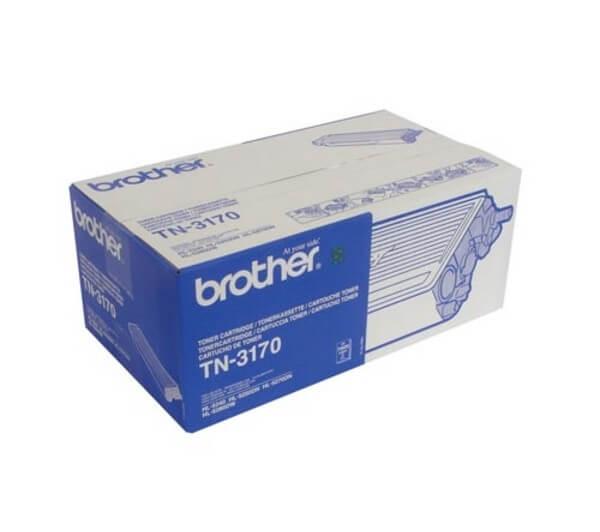 Original Brother Toner TN-3170 black - reduziert