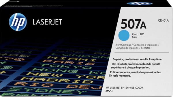 HP Laserjet Toner CE401A cyan