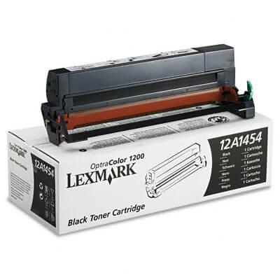 Lexmark Toner 12A1454 black - reduziert