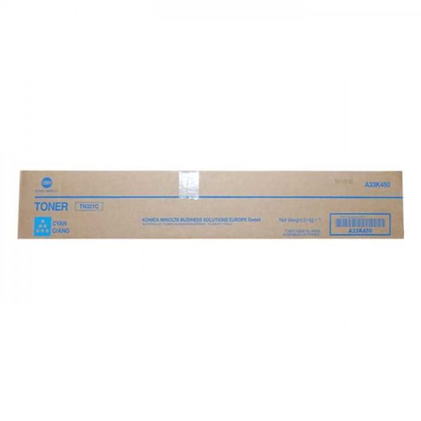 Konica Toner TN-321C cyan - reduziert