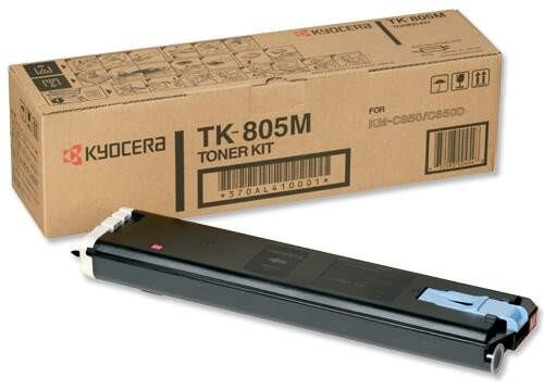 Original Kyocera Toner TK-805M magenta - reduziert