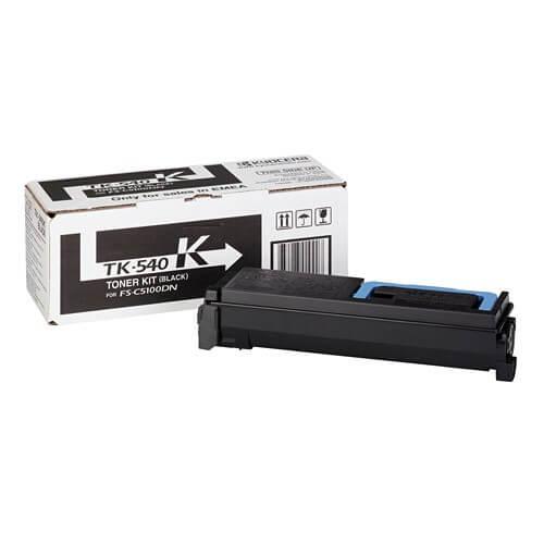 Kyocera Toner TK-540K black - reduziert