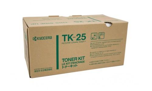 Original Kyocera Toner TK-25 black - reduziert