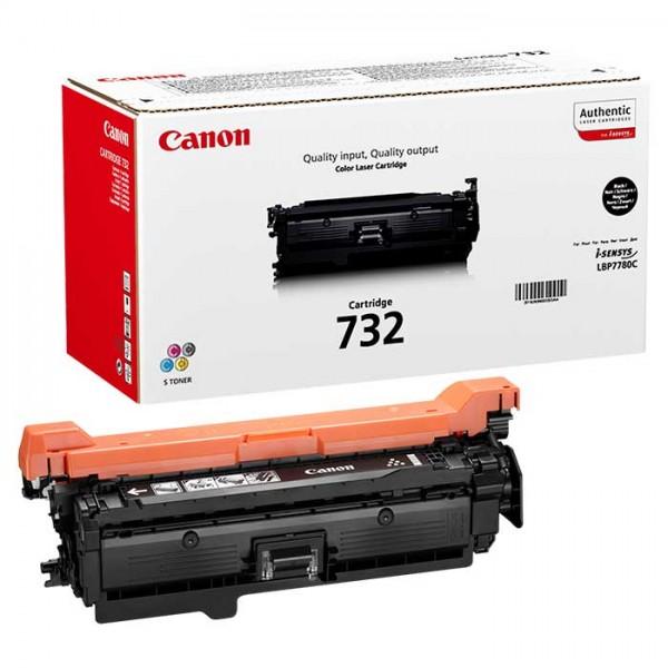 Original Canon Toner 732BK Toner 6263B002 black- Neu & OVP