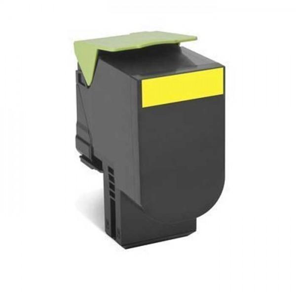 Lexmark Toner 70C2XYE yellow