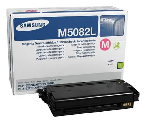 Samsung Toner CLT-M5082L magenta