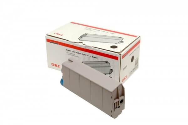 Original OKI Type C4 Toner 41963008 black - Neu & OVP