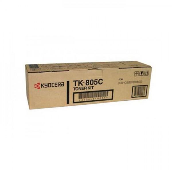 Kyocera Toner TK-805C cyan - reduziert