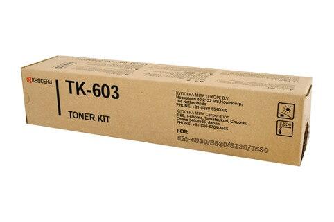 Kyocera Toner TK-603 black