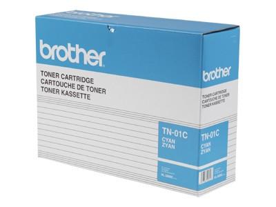 Brother Toner TN-01C cyan - reduziert