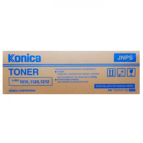 Original Konica Minolta Toner 00KW black - reduziert